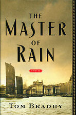 The Master of Rain by Tom Bradby-First Edition/DJ-2002