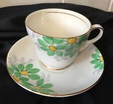 Stanley Cup & Saucer Fine Bone China 325/13 England Est 1875 Floral