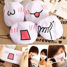 4PCS Mouth-muffle Mask Cotton Warm Dust Cute Lovely Cloth Breathing Fashion New