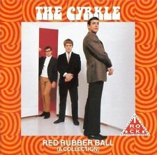 Cyrkle OOP US CD Red rubber ball a collection NM 1991 Columbia Sunshine Pop