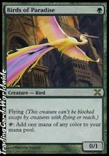 Birds of Paradise NM // // Tenth 10th Edition // Engl. // Magic the Gathering
