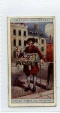 (Jg251-100) Players ,Cries Of London, Knives, Combs Or Inkhornes ,1916, #20