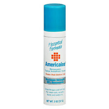 Americaine Benzocaine Topical Anesthetic Spray 2oz