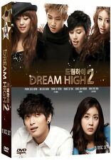 Dream High 2 Korean Drama TV Series Sub Eng Box set  Brand New DVD