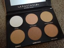 Anastasia Beverly Hills Glow Kit ULTIMATE GLOW Highlighter Makeup new in box