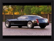 CADILLAC SIXTEEN CONCEPT NEW A3 FRAMED PHOTOGRAPHIC PRINT POSTER