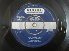 "Procol Harum Homburg ♫LISTEN♫ UK 7"" Regal Zonophone  RZ 3003 1967 EX"