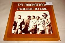 Manhattans Million to One Sealed LP 1972 Deluxe Sweet Soul US Press
