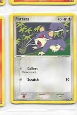 RATTATA - 77/112 - POKEMON - EX FIRE RED LEAF GREEN - Buy more cards and save!