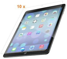 10 x CRYSTAL CLEAR SCREEN PROTECTOR GUARD FILM COVER FOR APPLE IPAD Mini