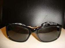 $190 NEW AUTHENTI MARC BY MARC JACOBS SUNGLASSES MMJ029/PS POLARIZED BLACK WHITE