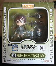 Strike Witches Nendoroid Series 259: Gertrud Barkhorn Action Figure (GSC)