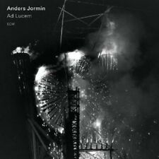 ANDERS JORMIN - AD LUCEM  CD JAZZ 12 TRACKS NEU