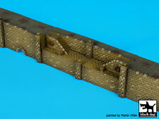 Blackdog Models 1/350 SEAFRONT SEA WALL ACCESSORIES Resin Set