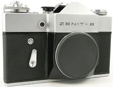 *Virtually NEW* 1969! KMZ ZENIT-B Russian USSR SLR 35mm Camera M42 Body Only #72