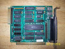 MicroSolutions CompatiCard I PC XT 8-bit ISA Floppy Controller VINTAGE 1987
