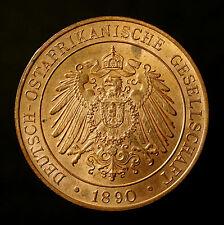 Deutsch-Ostafrika, 1 Pesa 1890