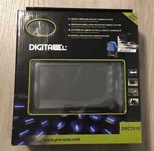 Pro User Drc7010 Digitales kabelloses Rückfahrkamera System