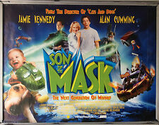 Cinema Poster: SON OF THE MASK 2005 (Quad) Jamie Kennedy Alan Cumming