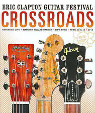 Eric Clapton - Guitar Festival Crossroads DVD Brand New & Still Factory Sealed