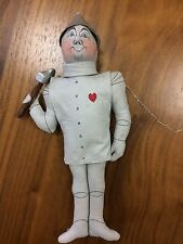 Vintage Gladys Boalt Ornament Wizard of Oz Series Tin Man 1983 Signed