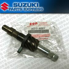 NEW OEM SUZUKI KICK START SHAFT ASSEMBLY DS80 JR80 RM50 RM80 26210-46001