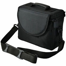 Black Camera Case Bag for Samsung WB1100 WB100 Bridge Camera