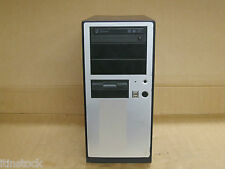 ANTEC nsk4000 NERO E ARGENTO MINI TOWER AMD Athlon 64 3000 + 768MB RAM HDD 200GB