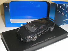 Lamborghini Gallardo LP570-4 Superleggera 2010 schwarz in 1:43 v.Autoart