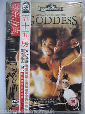 Attack of the Joyful Goddess (DVD, 2014) NEW SEALED Martial Arts Classic PAL R2