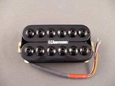 Warman Black 12 Gauge HOT 12 pole Neck Humbucking pickup
