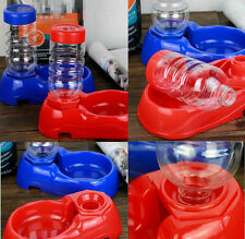 NEW HUAC Pet Dog Cat Automatic Water Dispenser Fountain Dish Feeder Bowl Bottle