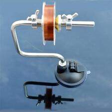 Aluminum Portable Fishing Line Winder Reel Spool Spooler System Tackle