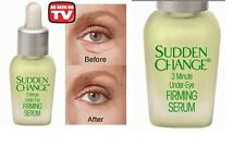 Under Eye Firming Serum, Makes Wrinkles, Puffiness And Bags Less Visible, Fast