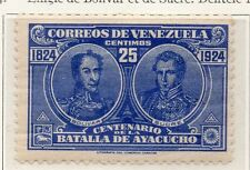 Venezuela 1924 Early Issue Fine Used 25c. 111431