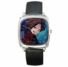 Iria Zeiram the Animation Leather Wrist Watch perfect boys girls anime watch