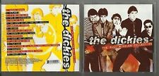 The DICKIES The Punk singles collection CD American KBD/RAMONES/Black Sabbath