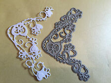 TONIC STUDIOS SOMEONE SPECIAL HEART CORNER CUTTING & EMBOSSING DIE LOT 1