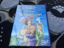 Disney Peter Pan in Return to Neverland [DVD] free postage
