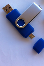2 en 1 Clé USB 256 Go OTG 2.0 MICRO USB Memory Stick Flash Pen Drive 256 Gb