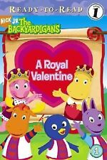 A Royal Valentine (Ready-To-Read Backyardigans - Level 1), Wendy Wax, Good Book