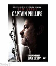 CAPTAIN PHILLIPS ATTACCO IN MARE APERTO - TOM HANKS - DVD VERSIONE NOLEGGIO