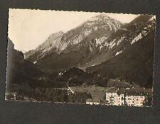 PRALOGNAN-la-VANOISE (73) CHALETS & HOTELS / VALLEE DE CHAVIERE en 1950