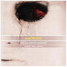 Cecilia String Quartet: Amoroso CD NEW