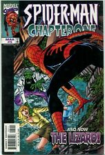 SPIDERMAN CHAPTER ONE  5 MINT 1 LIZARD MARVEL 1999 NM AMAZING