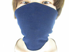 AWESOME NINJA MASK!!  Kakashi Naruto Anime Anbu Cosplay Costume / dark blue