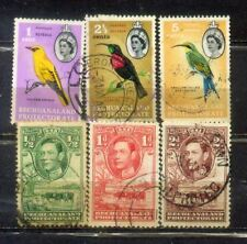Africa Bechuanaland Old Stamps  Lot 1