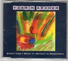 (GO950) Tasmin Archer, Every Time I Want It - 2006 DJ CD