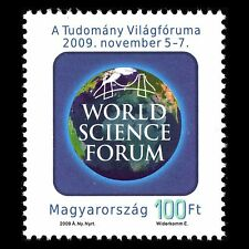 Hungary 2009 - World Science Forum - Budapest Planet - Sc 4143 MNH