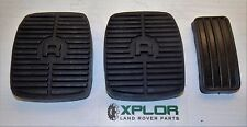 RANGE ROVER CLASSIC BRAKE, CLUTCH and ACCELERATOR PEDAL PADS 575818 11H1781L